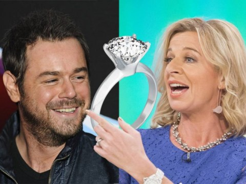 Is it ok for a woman to propose? Our writers argue for Katie Hopkins and Danny Dyer