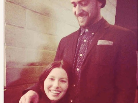 Justin Timberlake posts ridiculously cute birthday pic for wife Jessica Biel