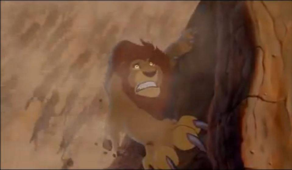 film King Mufasa Lion The scene named  iconic death most