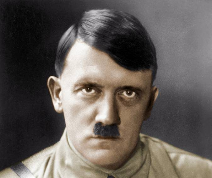 Here are eight bizarre and little-known facts about Hitler
