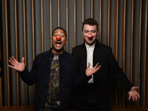 Sam Smith teams up with John Legend for 2015 Comic Relief single