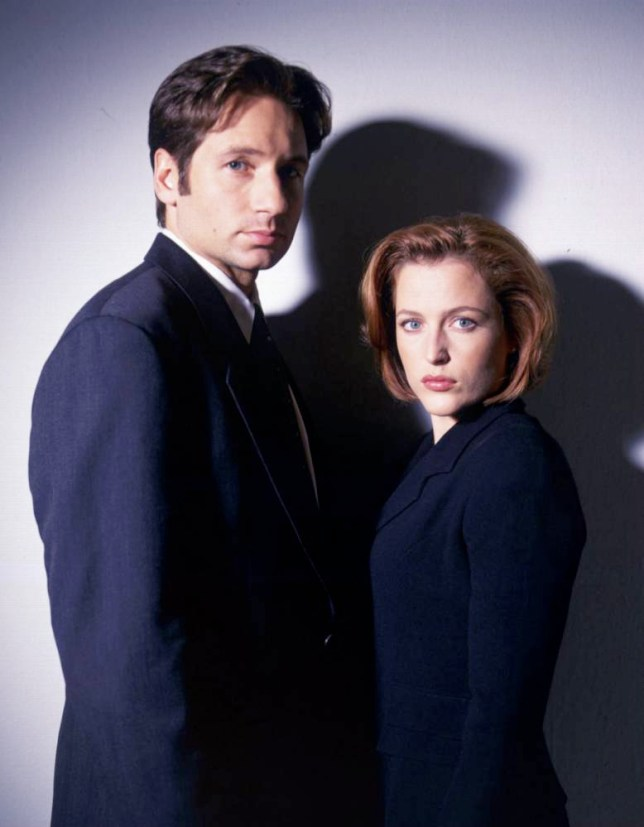 Television programme : THE X FILES 'The Sixth Extinction'...Picture Shows: DAVID DUCHOVNY as Agent Mulder and GILLIAN ANDERSON as Agent Scully. TX:Wednesday, November 15, BBCTWO. In this continuation of the last episode of the previous series, Scully (GILLIAN ANDERSON) in West Africa sits at the table in a large tent, studying a photograph of the spaceship submerged in the tidal pool.  Moments later, she notices some moths on a nearby lantern.  Scully reaches towards the lantern to tun if off, and just before she does so, she sees an old, primitively dressed African man standing nearby.  Meanwhile, back at the hospital, Skinner (MITCH PILEGGI) and Dr. Geoff Harriman (WARREN SWEENEY) observe Mulder (DAVID DUCHOVNY) on a monitor.  Harriman states that activity in Mulder's temporal lobe won't allow his brain to rest, and if left unchecked, will eventually destroy him. WARNING: This copyright image may be used only to publicise current BBC programmes or other BBC output. Any other use whatsoever without specific prior approval from the BBC may result in legal action. ...A...  20th Century Fox Unmanipulated picture Wednesday, 15 November...LOS ANGELES...CA...USA