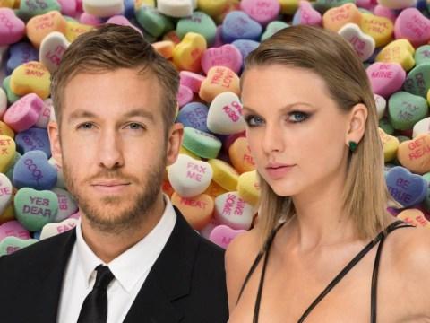 As Calvin Harris splits from girlfriend Aarika Wolf… is the Scottish DJ now set on dating Taylor Swift?