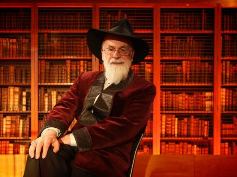 New Terry Pratchett docudrama reveals the moment he realised he was 'dead'