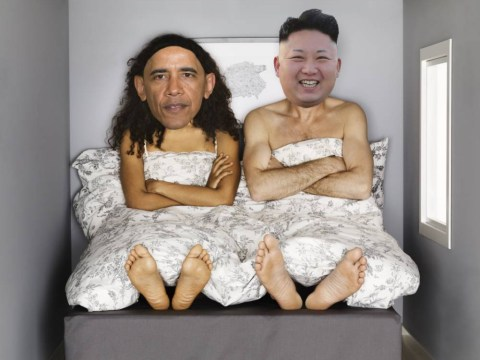 Remember that time President Obama had a sleepover with Kim Jong-un? A girl pranked by Jimmy Kimmel seems to!