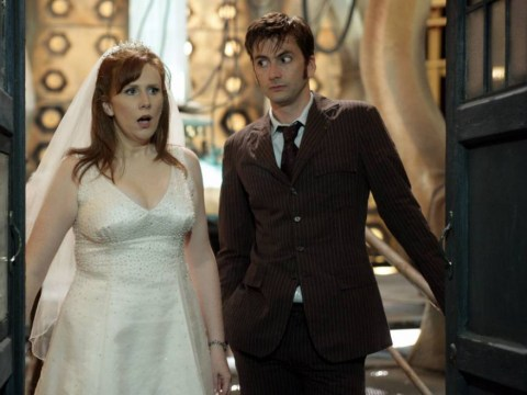 David Tennant and Catherine Tate return to Doctor Who