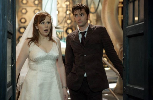 Catherine Tate and David Tennant team up with Big Finish for more Doctor Who