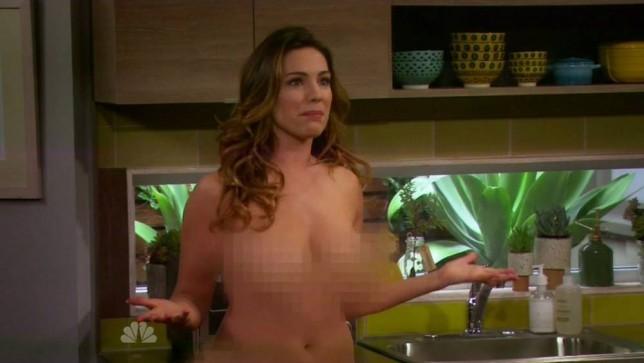 Kelly Brook sitcom One Big Happy cancelled by NBC