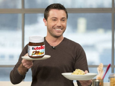 That's nuts: Telly chef Gino D'Acampo reveals he once performed a sex act on his female cousin with Nutella