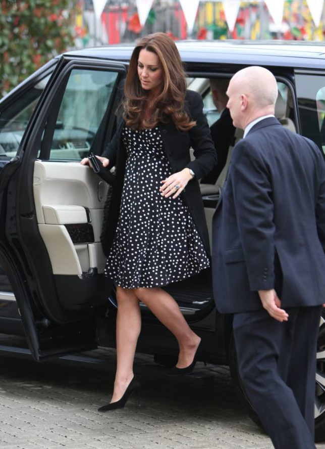 Catherine, Duchess of Cambridge visits the Brookhill Children's Centre in Woolwich Featuring: Catherine, Duchess of Cambridge, Kate Middleton, Catherine Middleton Where: London, United Kingdom When: 18 Mar 2015 Credit: WENN.com