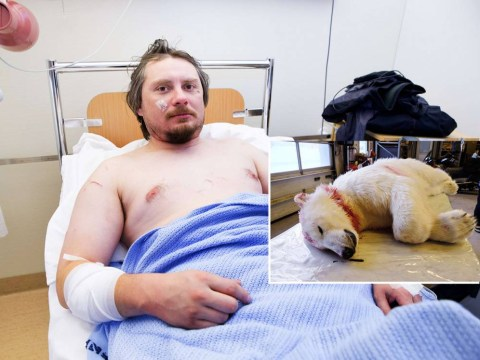 Man attacked by polar bear as he camped out to watch the solar eclipse