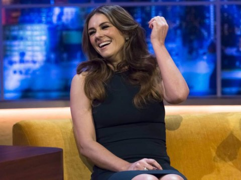 Liz Hurley says she isn't banned from the Victoria and Albert Museum in wake of reports she was 'thrown out'