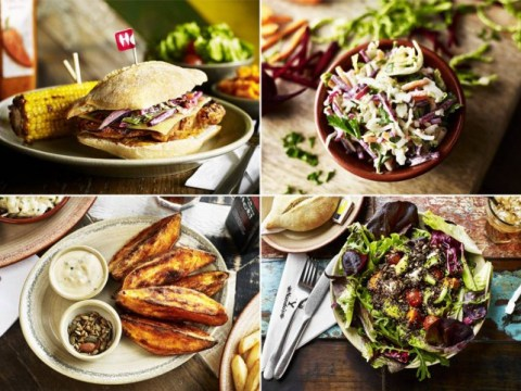 Calling all Nando's fans: Four new dishes are about to make their Nando's debut