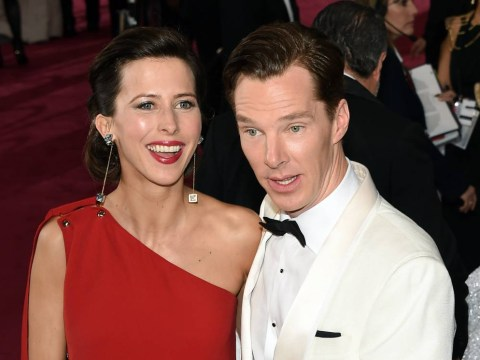 Have Benedict Cumberbatch and Sophie Hunter named their baby after a wrestling rap trio?