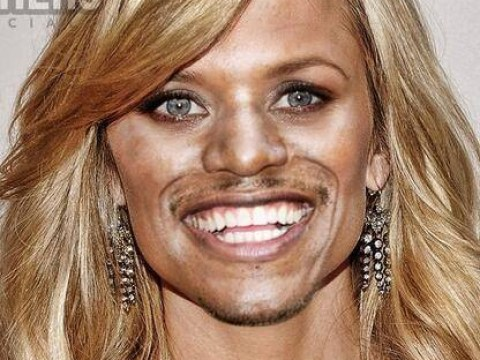 The celebrity face mashups that will leave you feeling disturbed