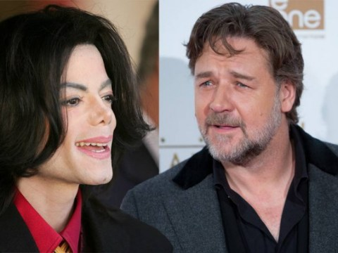 Russell Crowe reveals Michael Jackson prank called him for three years even though they never met