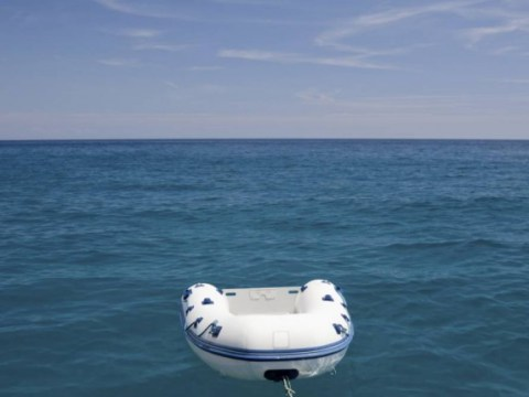 Heard the one about the drunk man who gave CPR to a dinghy?