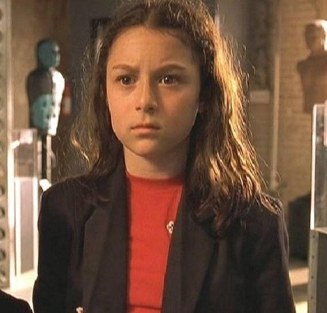 Alexa Vega in Spy Kids