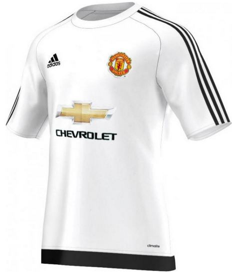 952140dc5 Manchester United new away kit by Adidas for 2015 16 season (Picture  Adidas
