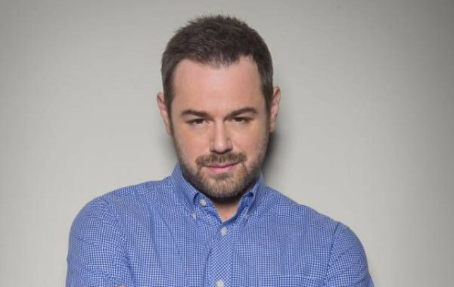 EastEnders, starring Danny Dyer as Mick Carter. (C) BBC - Photographer: Ray Burmiston