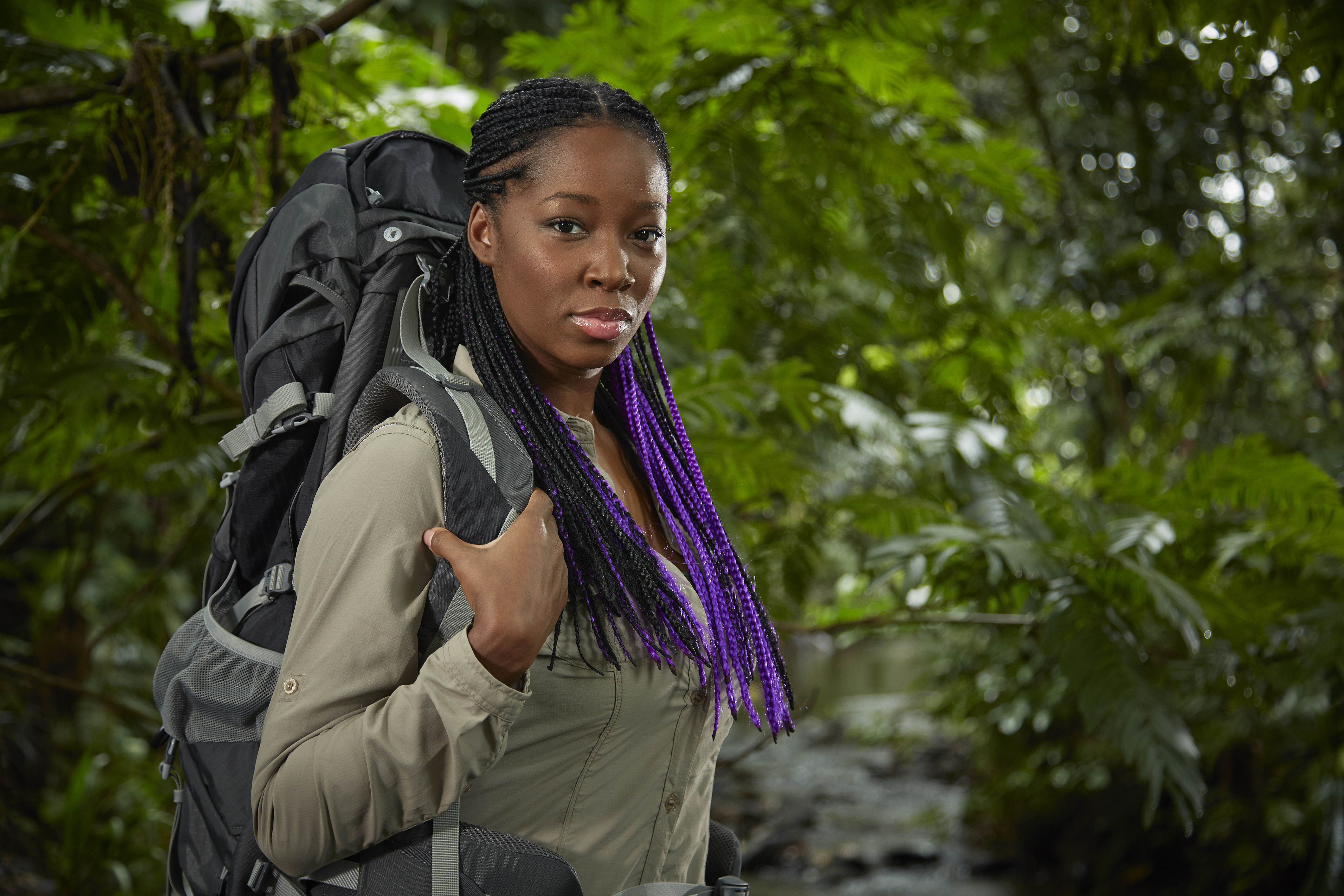 Jamelia is the second to get the Mission Survive boot