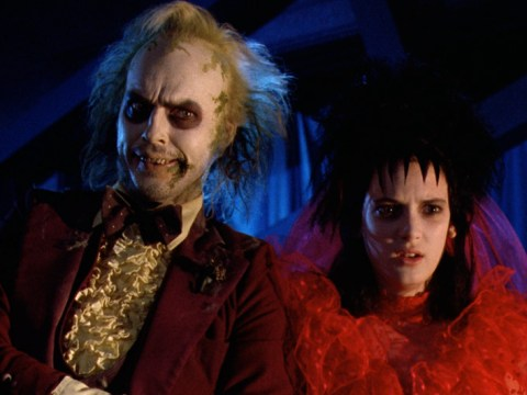Tim Burton says Beetlejuice sequel could still happen but 'it has to be right'