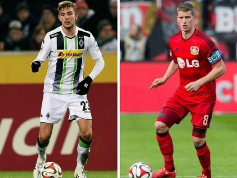 Arsenal weighing up moves for Bayer Leverkusen duo Christoph Kramer and Lars Bender