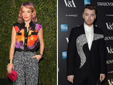 Wait, we're confused – are Lily Allen and Sam Smith cousins or what?