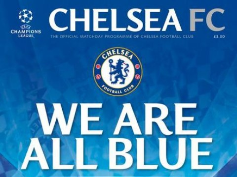 'We are all Blue!' Chelsea stand against racism with superb programme and fan demonstration