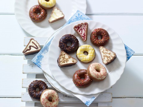 Doughnut and cheesecake chocolates are what's been missing from your life