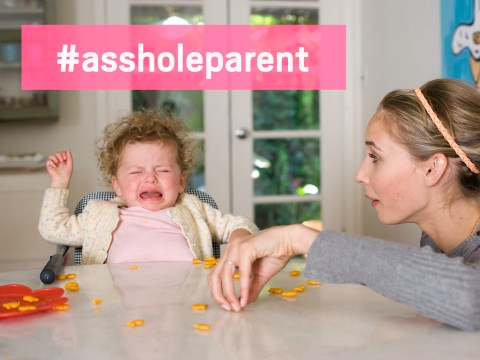 Parents, you're assholes, according to the kids of Instagram