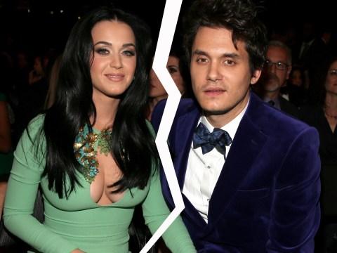 Katy Perry and John Mayer SPLIT again