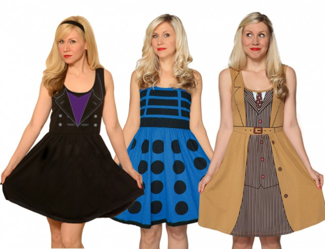 If you're celebrating the Doctor Who anniversary, look no further than these amazing outfits for women