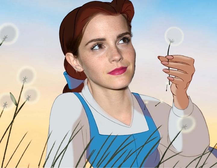 Emma Watston admits terror at singing alongside Dan Stevens in Beauty and the Beast adaptation