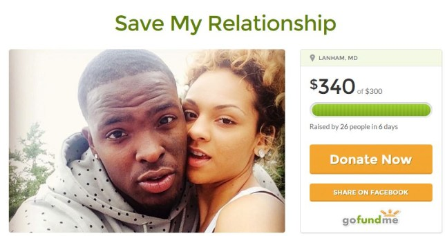 Guy crowdfunds trip to Miami so he can stop his girlfriend