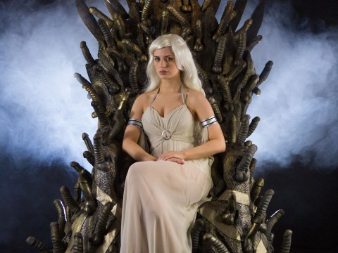Game Of Thrones fans, there's now an Iron Throne made out of dildos