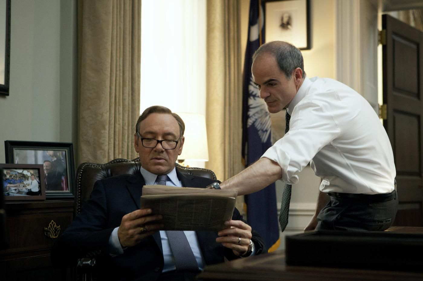 Why House of Cards season 3 was a disappointment