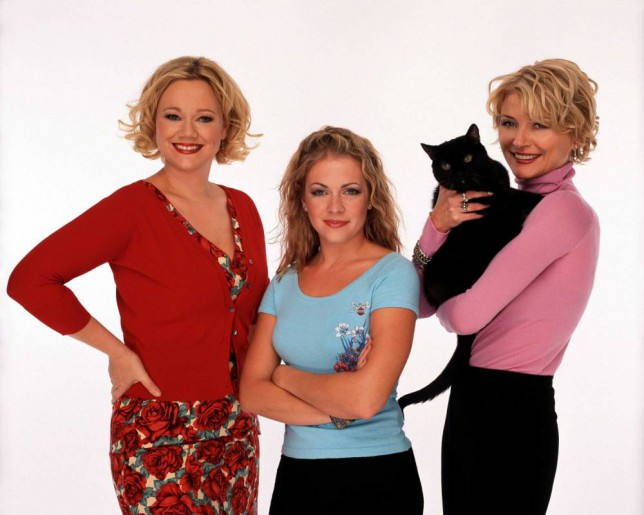 Sabrina the Teenage Witch starring Melissa Joan Hart