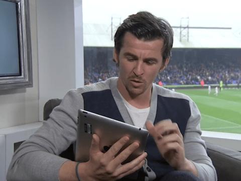 'Twitter's full of imbeciles' – Joey Barton responds to online trolls in hilarious video