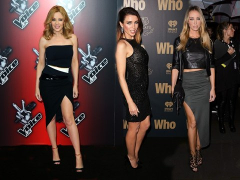 Anyone else think TOWIE's Lauren Pope is morphing in to a Minogue?