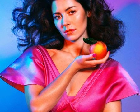 EXCLUSIVE: Marina and the Diamonds has more balls with her song-writing than her fellow pop stars