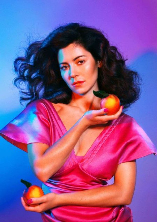 Marina and the Diamonds will sing about the ugly truth of love (Pic: Atlantic Records)