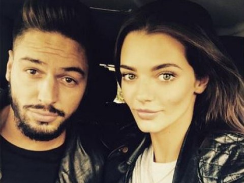 TOWIE fight! Mario Falcone's model girlfriend Emma McVey wages war on 'desperate' Ferne McCann