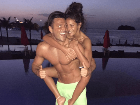 Jealous? Us? Mark Wright and Michelle Keegan are as in love as ever as they enjoy their Caribbean holiday