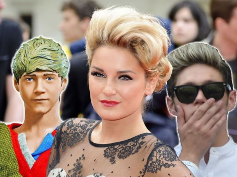 Sam Faiers reveals she sleeps with a Niall Horan One Direction doll by her bed