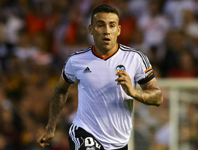 Otamendi could leave Valencia this summer (Picture:Getty)