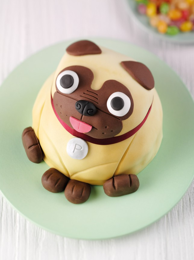 Look at this adorable pug cake | Metro News