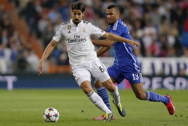 Arsenal given fresh hope of sealing Sami Khedira transfer from Real Madrid
