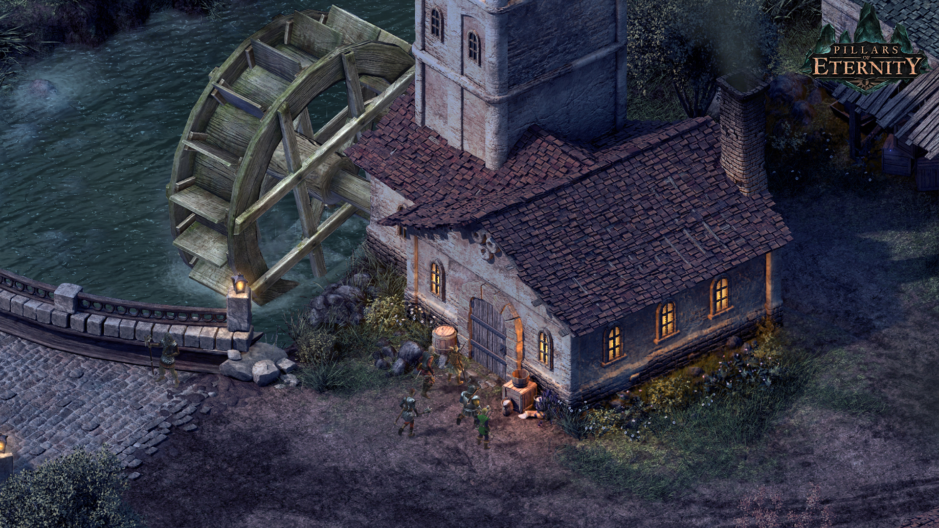 Pillars Of Eternity (PC) - a wayback machine for CRPGs