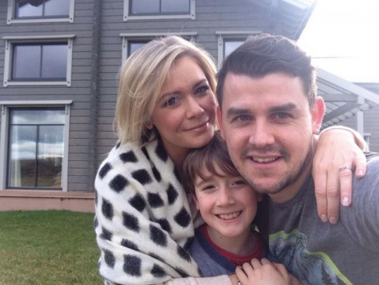 Suzanne Shaw (Picture: Suzanne Shaw/Twitter)